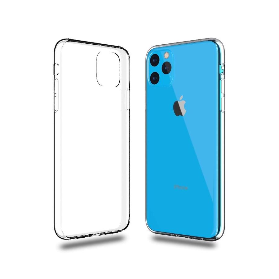 iPhone 11 Pro TPU Cover Clear