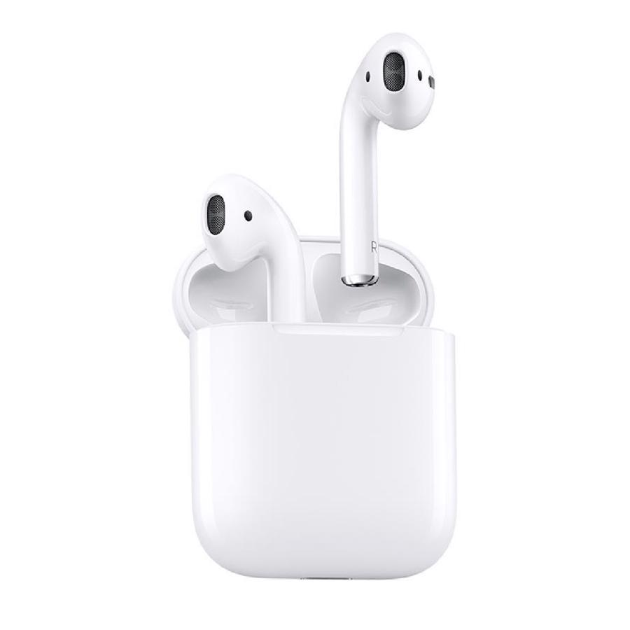 Apple Airpods (2nd Generation) Headset With Charging Case