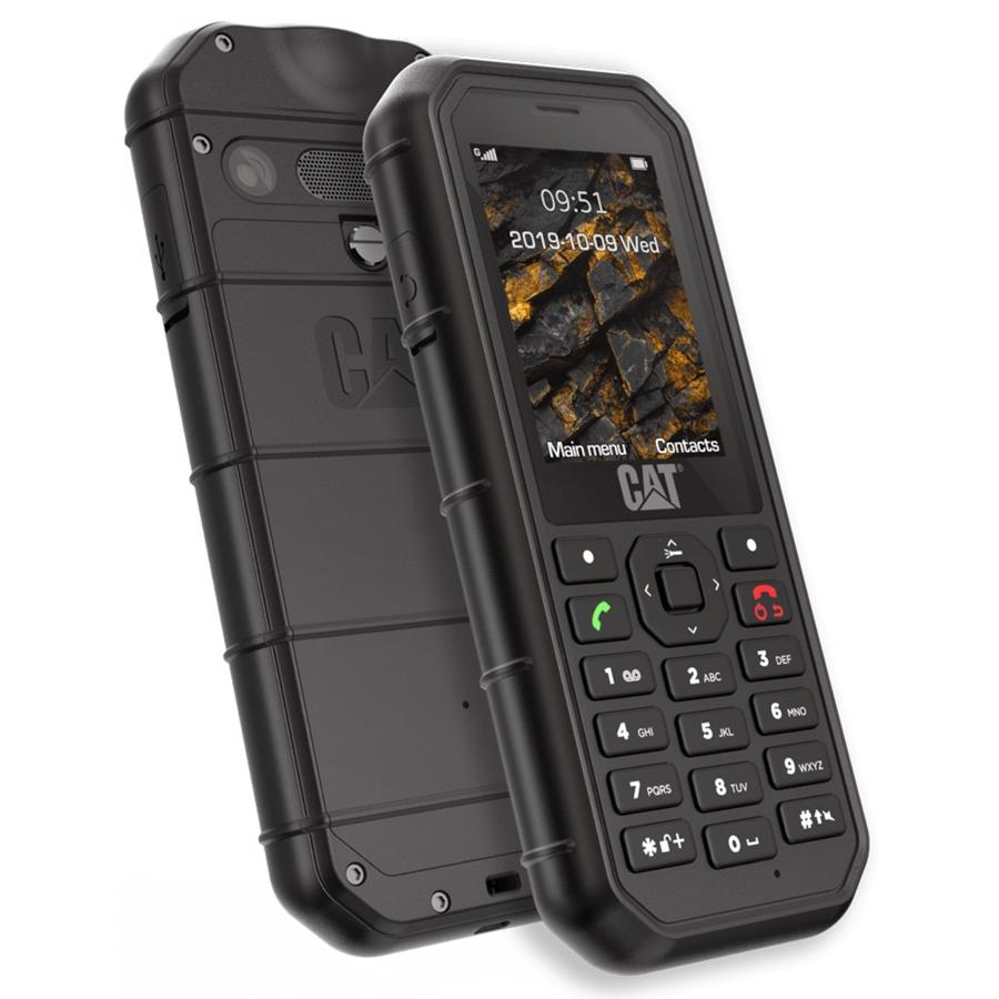 Caterpillar CAT B25 Sort Dual-SIM