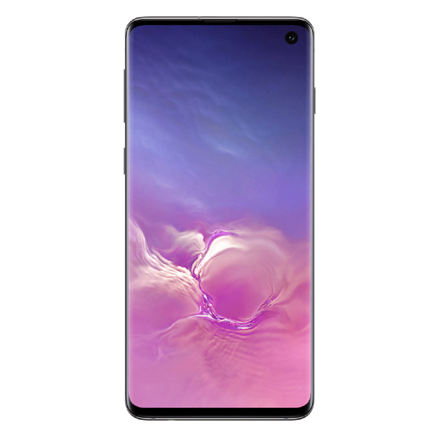 Samsung Galaxy S10 128GB Sort Dual-SIM
