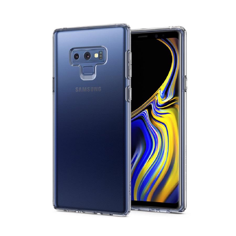 Samsung Galaxy Note 9 TPU Cover Clear