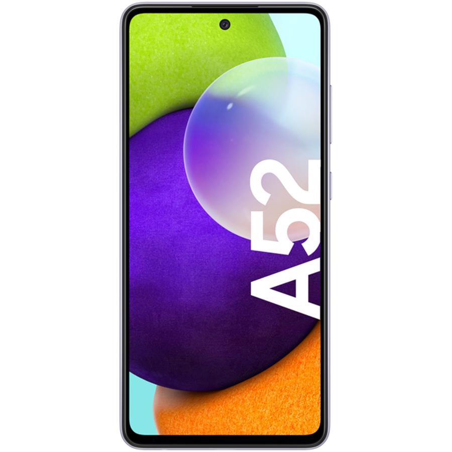 Samsung Galaxy A52 128GB 5G Awesome Black Dual-SIM Nordic Approved