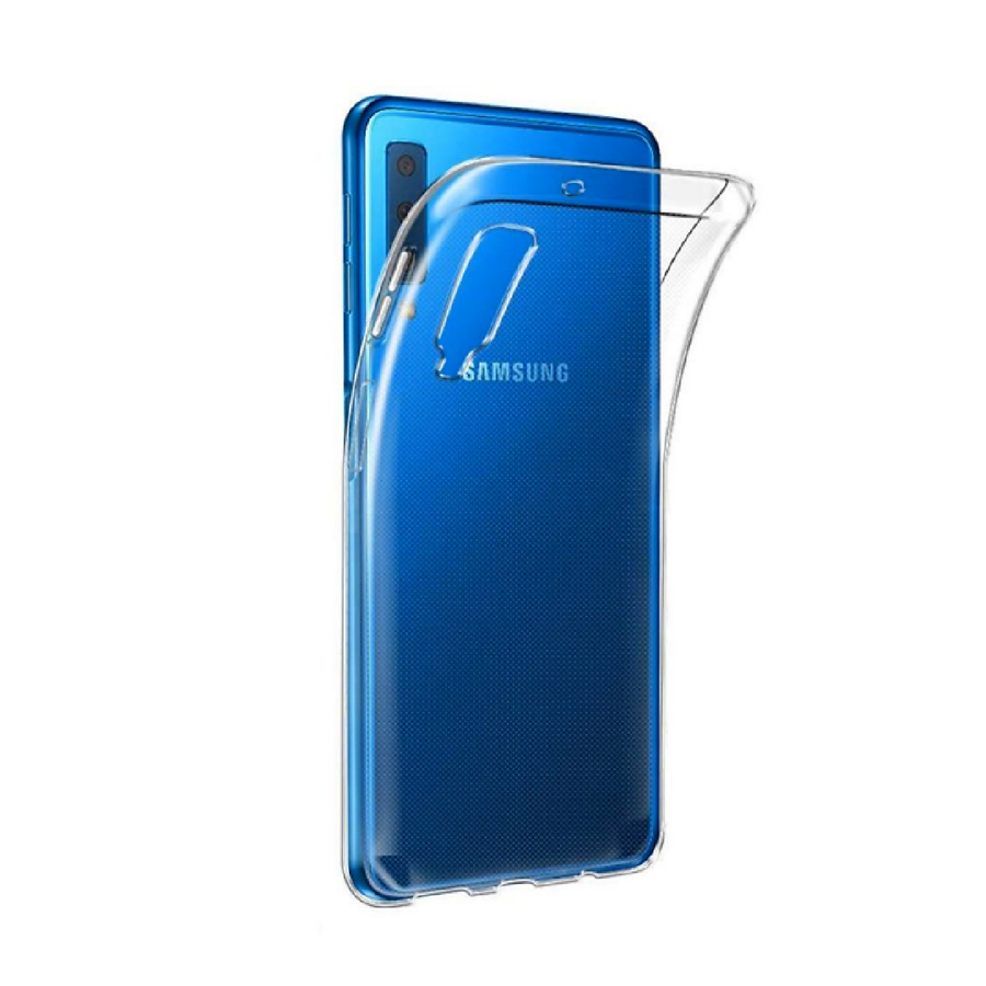 Samsung Galaxy A7 2018 TPU Cover Clear