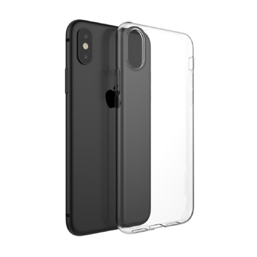 iPhone X / XS TPU Cover Clear