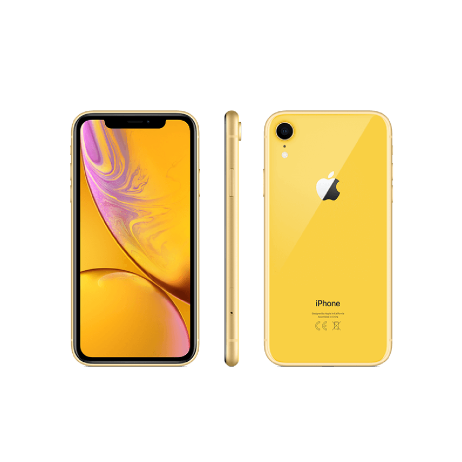 Apple iPhone XR Yellow 128GB