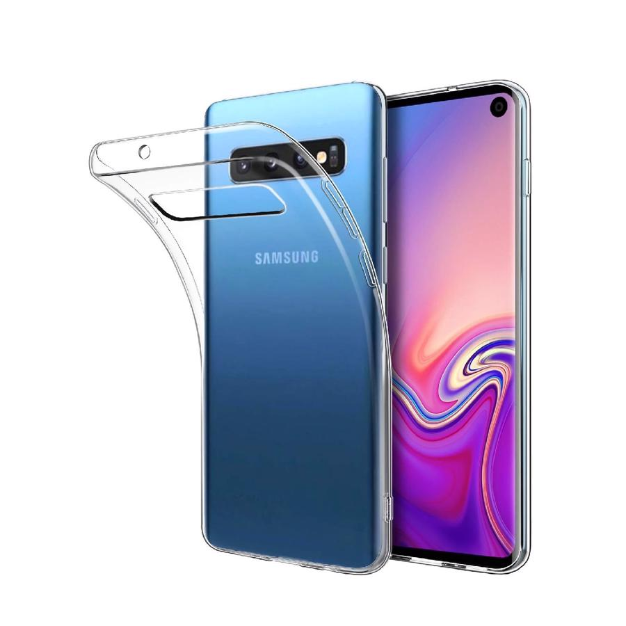 Samsung Galaxy S10+ TPU Cover Clear